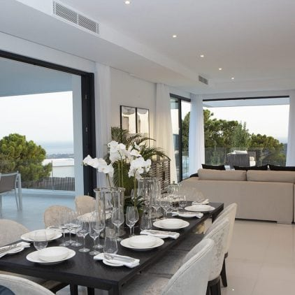 Luxury villas in Marbella
